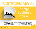 Energy Business Forum 2016